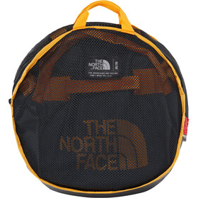 The North Face Base Camp Duffel M asphalt grey/zinnia orange